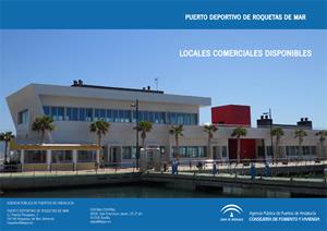 Imagen Folletos Locales Roquetas
