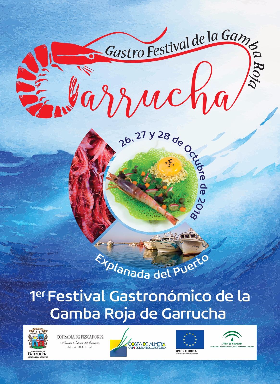 FESTIVAL GASTRONÓMICO DE LA GAMBA ROJA DE GARRUCHA