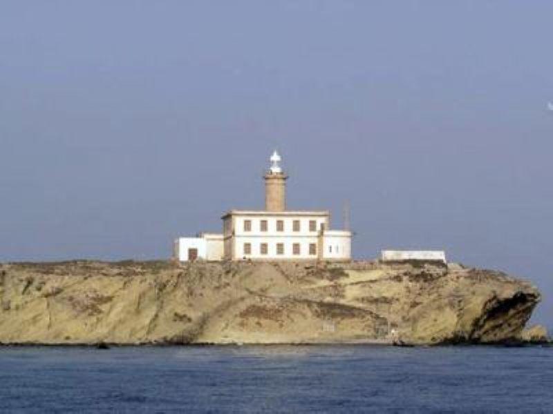 Faro de Alborán