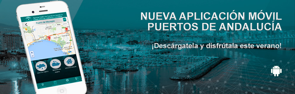 New Mobile Application Ports of Andalusia