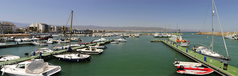 Port Roquetas de Mar