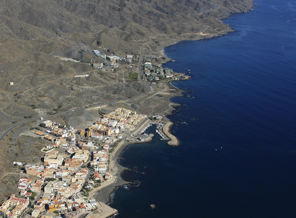 Puerto de Villaricos La Balsa