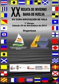 XX Regata Bahía de Huelva 2014-2015 (XVII Copa Diputación de Huelva)