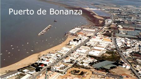 Puerto pesquero de Bonanza