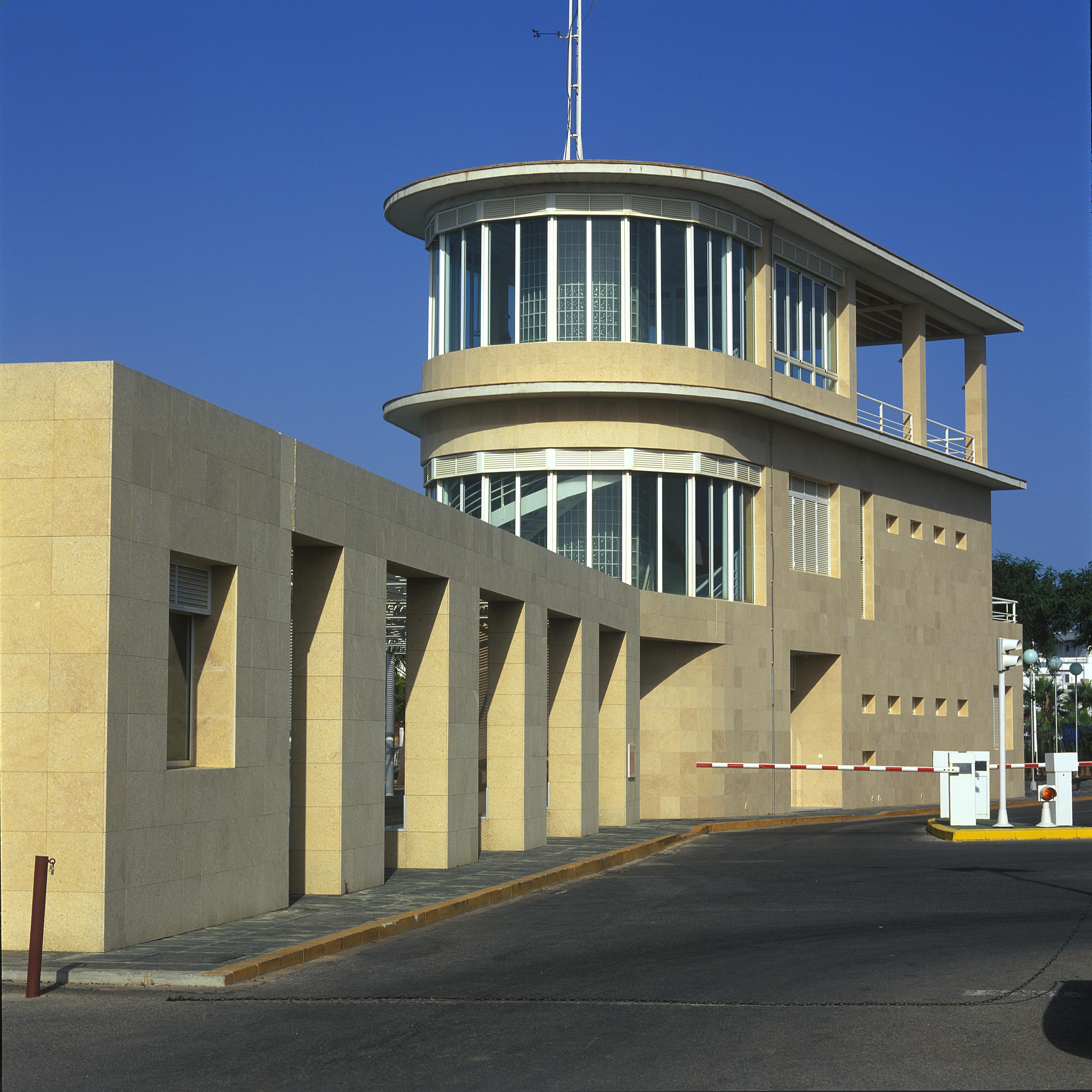 Puerto de Isla Cristina comercial
