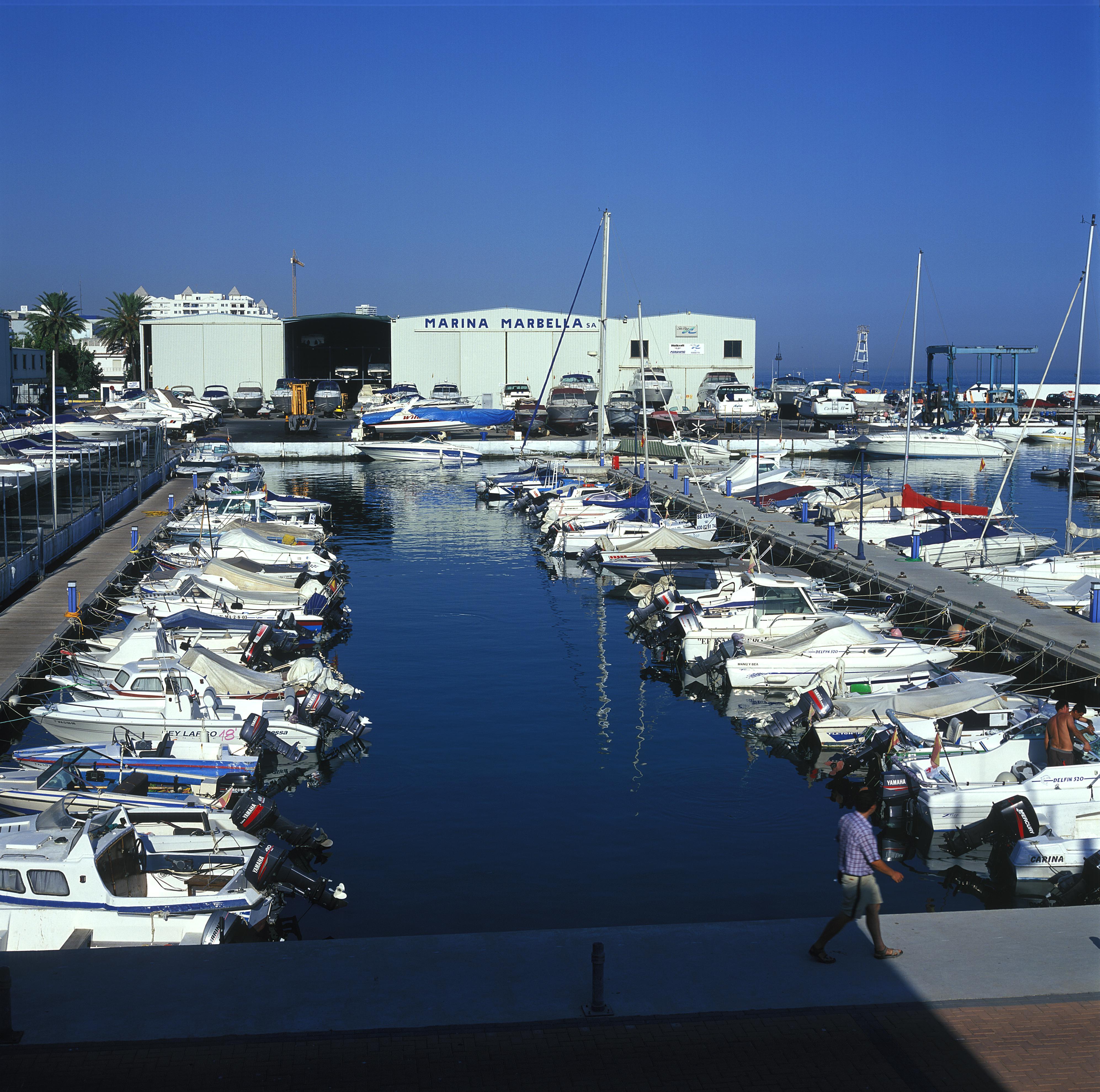 Puerto de Marbella la Bajadilla