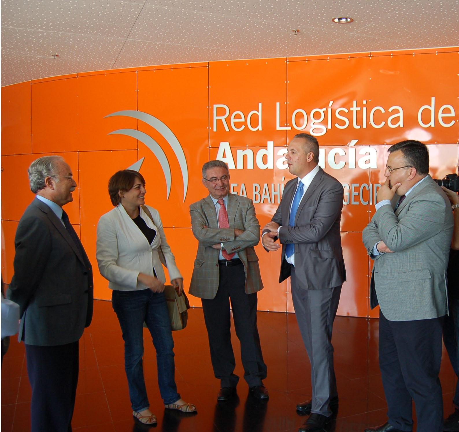 EL SECTOR 2 DEL ÁREA LOGÍSTICA DE LA BAHIA DE ALGECIRAS COMENZARÁ A FUNCIONAR EN DICIEMBRE TRAS UNA INVERSIÓN DE 25 MILLONES