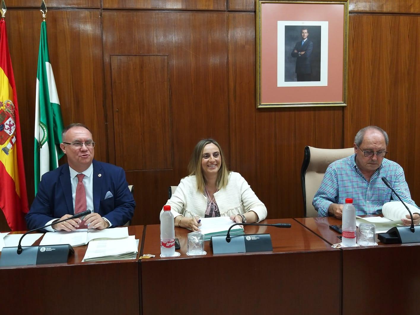 LA JUNTA INVERTIRÁ MÁS DE NUEVE MILLONES EN ACTUACIONES EN LOS PUERTOS PESQUEROS EN 2019