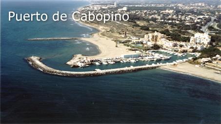 Puerto de Cabopino
