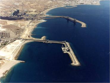 Puerto de Carboneras comercial