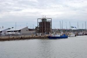 Capitanía del puerto de Mazagón